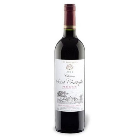 Chateau Saint Christophe Medoc Ch. Saint Christophe Cru Bourgeois - 750ml - 0.0%