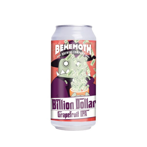 Behemoth Billion Dollar (Can) - 440ml - 7.0%