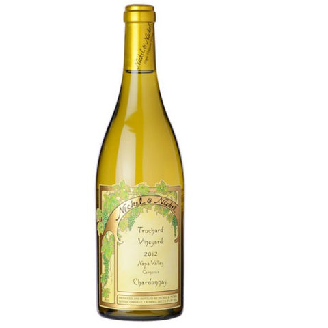Nickel & Nickel  Truchard Carneros Chardonnay - 750ml - 14.5%