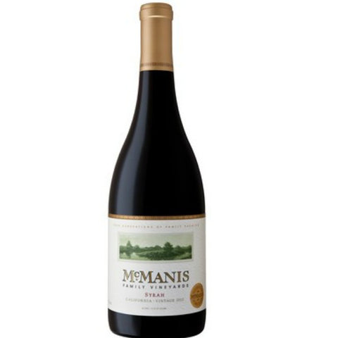 McManis  Syrah - 750ml - 13.5%