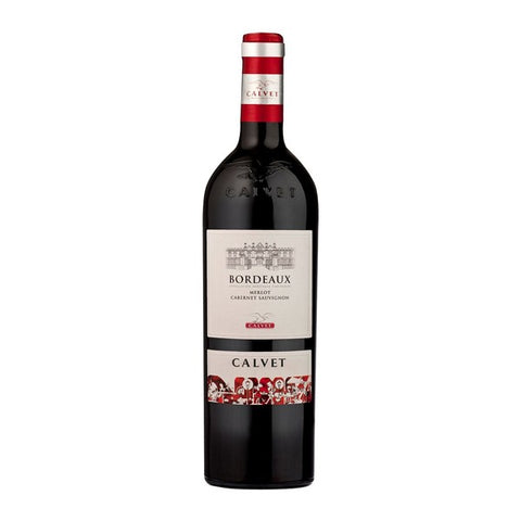 Calvet Bordeaux Red - 750ml - 13.0%