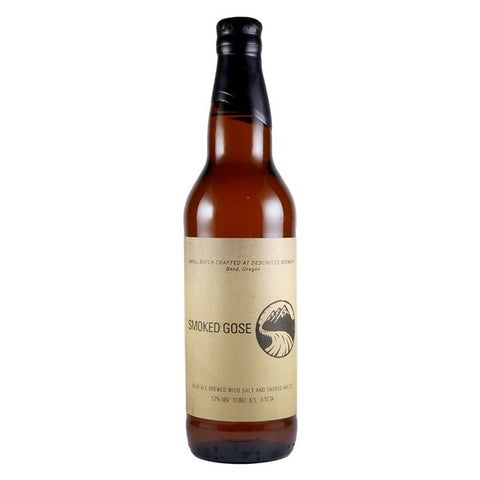 LIMITED Deschutes Smoked Gose - 650ml - 6.0%