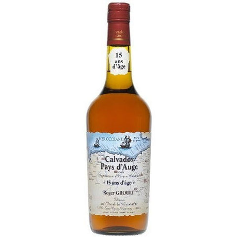 Calvados Roger Groult Roger Groult 15 Years Old - 700ml - 0.0%