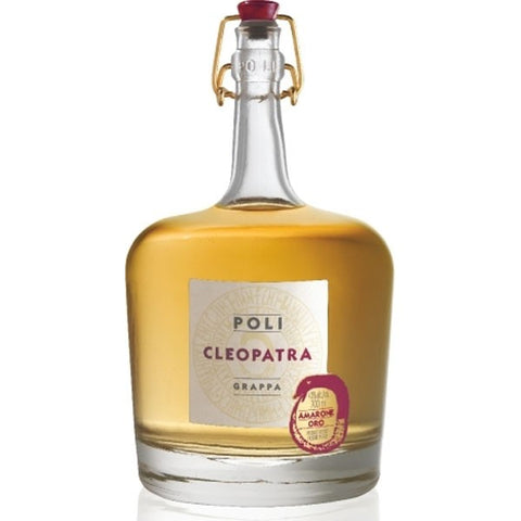 Poli Distillerie Grappa Cleopatra 'amarone Oro' - 700ml - 0.0%