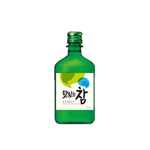 Charm Soju Original - 200ml - 16.9%
