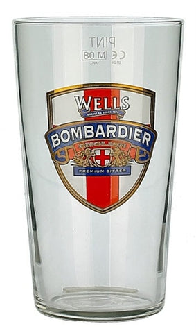 Wells Bombardier Glass 500 ml