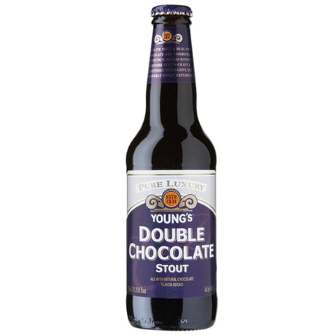 Young's Double Chocolate Stout - 330 ml - 5.2% - Chocolate