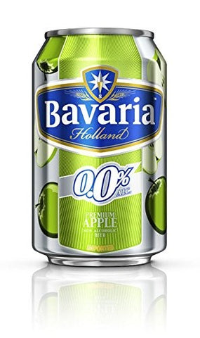 Bavaria Apple Non-Alcohol - 330ml - 0.0%