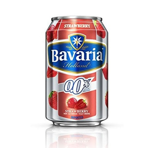 Bavaria Strawberry Non Alcohol - 330ml
