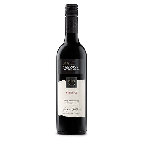 George Wyndham Bin 555 Shiraz - 750ml - 14.2%