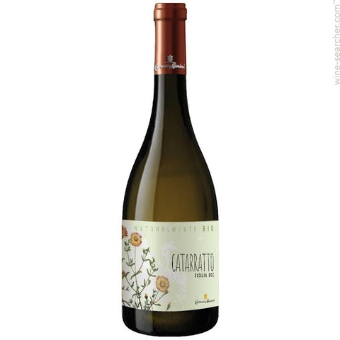 "Caruso & Minini, Catarratto ""Naturalmente Bio"" 750ml"