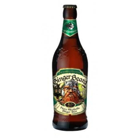 Wychwood Ginger Bread - 500 ml - 4.2% - Herbed/Spiced Beer