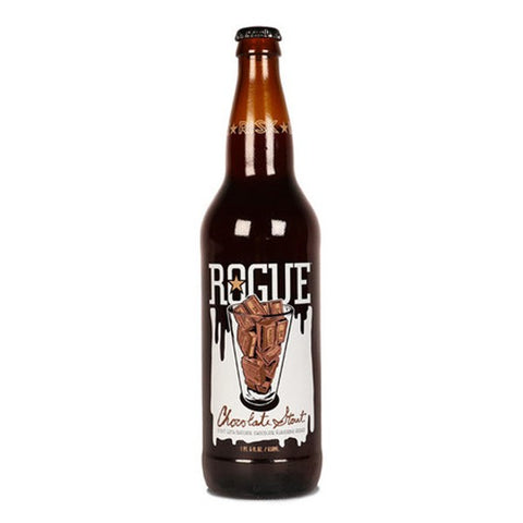 Beer: Rogue Chocolate Stout - 650ml - 6.5% by wishbeer1