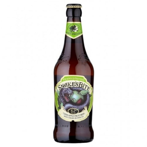 Wychwood Snakes Bite - 500 ml - 4.2% - Fruit/Vegetable Beer