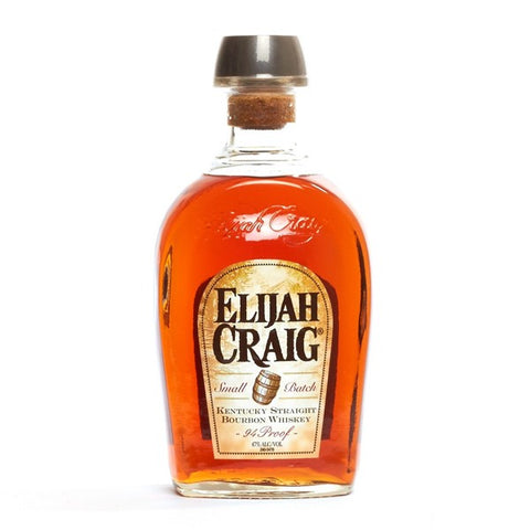 Elijah Craig 12 years Small Batch - 750ml - 47.0%