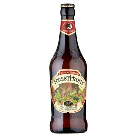 Wychwood Forest Fruits - 500 ml - 4.2% - Fruit/Vegetable Beer