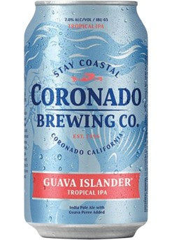 Coronado Guava Islander (can) - 355ml - 7.0%