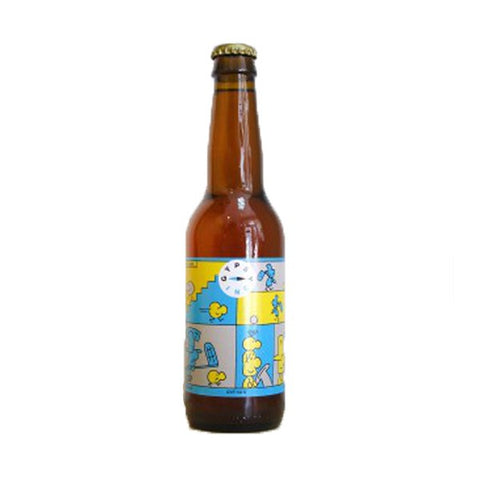 Gypsy Inc Gyp Wit - 330ml - 4.7%