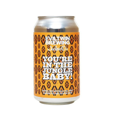 Evil Twin You Are In The Jungle Baby ! (Can) - 355ml - 12.0%
