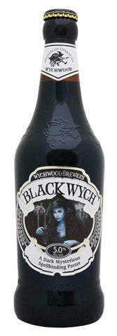 Wychwood Black Wych - 500 ml - 5% - Coffee Stout