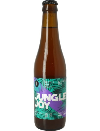 Brussels Beer Project Jungle Joy - 330ml - 6.6%