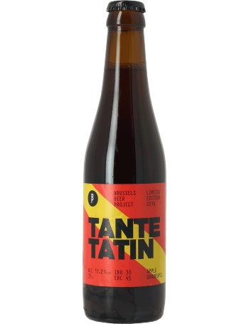 Brussels Beer Project Tante Tatin - 330ml - 10.45%