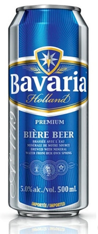 Bavaria Premium Can 500 ml - 5% - Pale Lager