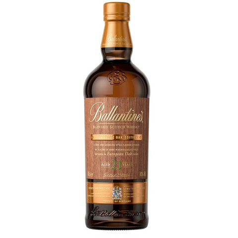 Ballantine'S 21 Yo European Oak Casks Limited Edition - 700ml - 40.0%