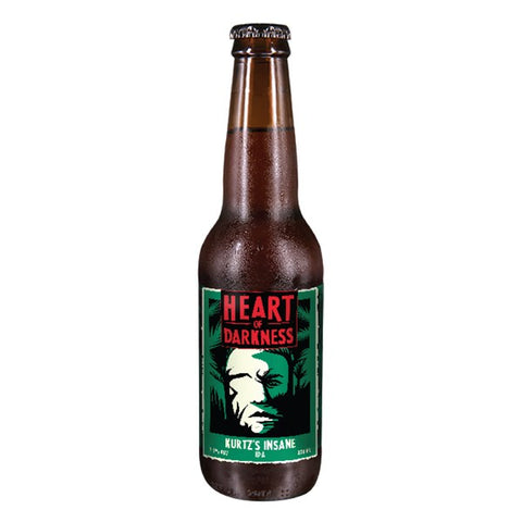 Heart Of Darkness Kurtz's Insane - 355ml - 7.1%