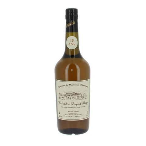 Calvados  Aoc Pays D'Auge Reserve Privee 15 Years - 700ml - 42.0%