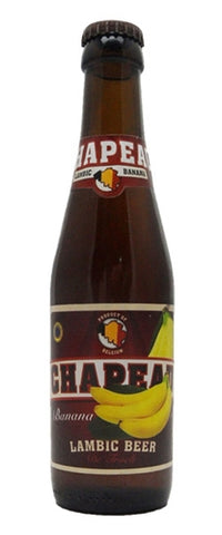 Chapeau Banana - 250 ml - 3% - Fruit/Vegetable Beer