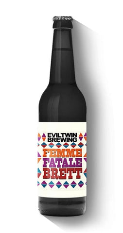 Evil Twin Brewing Femme Fatale Brett - 650 ml - 6% - India Pale Ale (IPA)