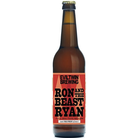 Evil Twin Brewing Ron & The Beast Ryan - 650 ml - 7% - Saison