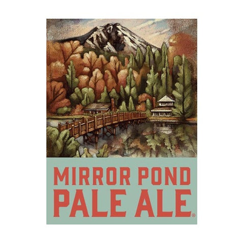 Deschutes Mirror Pond Pale Ale (CAN) - 355ml - 5%