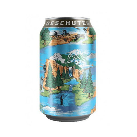 Deschutes Pacific Wonderland Lager (CAN) - 355ml - 5.5%