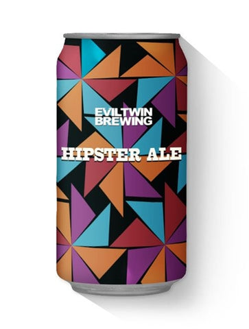 Evil Twin Hipster - 355 ml - 5.5% - American Pale Ale (APA)