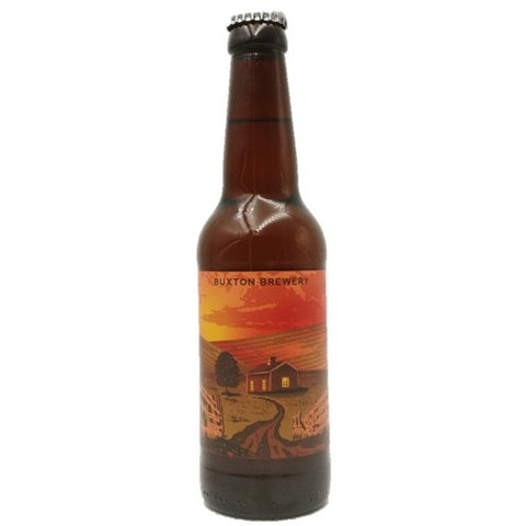 Buxton Fruit Barrel Aged Farmhouse Ale - 330ml - 5.6%