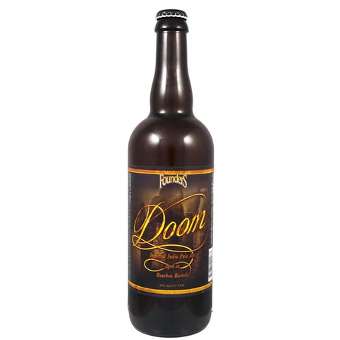 Founders Doom - 355ml - 12.4%