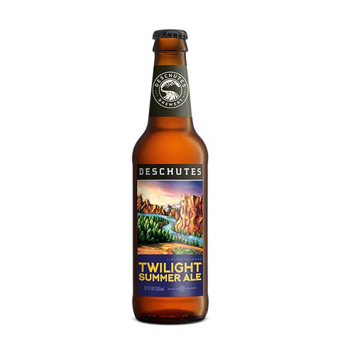 Beer: Deschutes Twilight Summer Ale - 355ml - 5% by wishbeer1