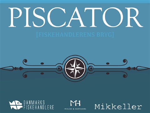 Mikkeller Piscator - 750 ml - 8% - Anglo-American Wild Ale