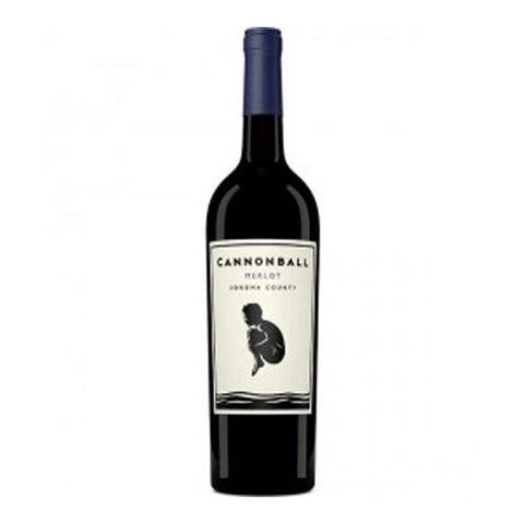 Cannonball Wines Cannonball Sonoma County Merlot - 750ml - 14.0%