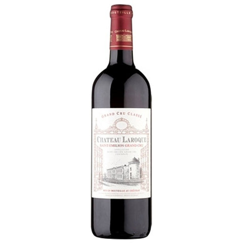 Chateau Laroque Saint-Emilion Grand Cru Classé - 750ml - 13.0%