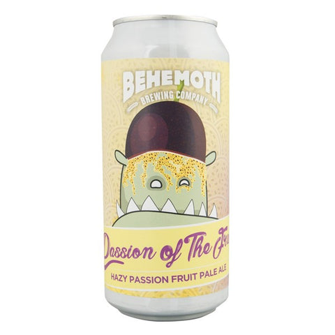 Behemoth Passion of the Fruit (can) - 440ml - 6.9%