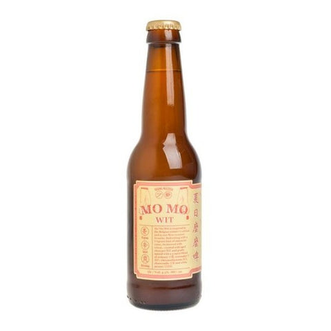 Young Master Mo Mo Wit - 330ml - 4.5%