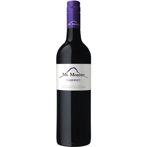 Mt. Monster Cabernet Sauvignon  - 750ml - 14.5%