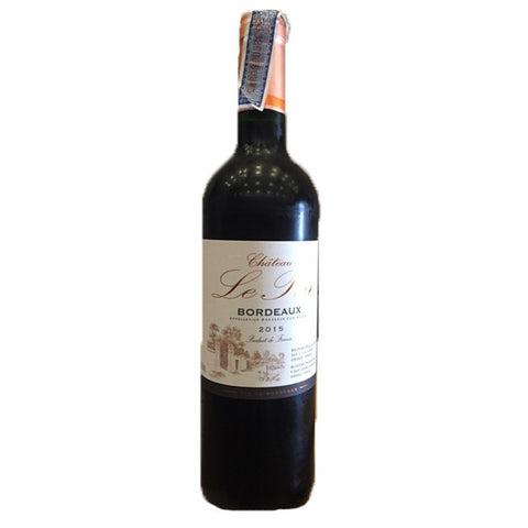 Wine: Chateau Le Pin Bordeaux - France - 750ml by wishbeer1