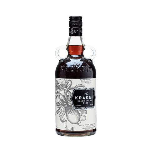 Kraken Black Spiced Rum - 700ml. - 40.0%