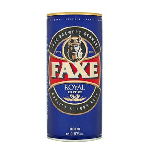 Faxe Royal Export - 1L - 5.6%