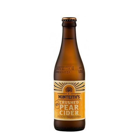 Monteith's Pear Cider - 330ml - 4.5%