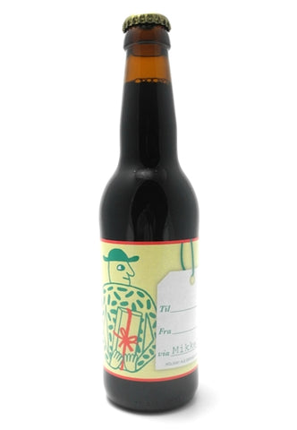 Mikkeller Fra Til Via - 330 ml - 8% - Baltic Porter
